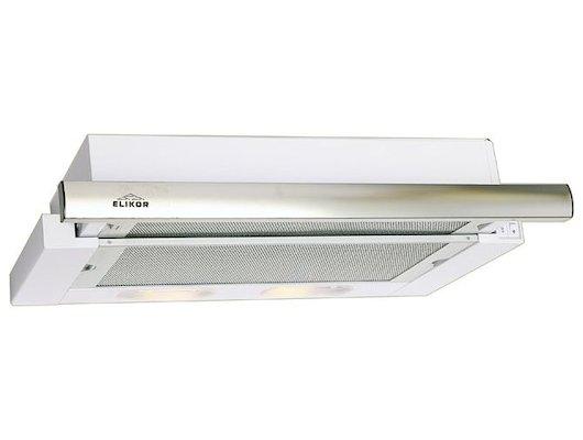 Вытяжка ELIKOR Интегра 60П-400-В2Л белый/нерж