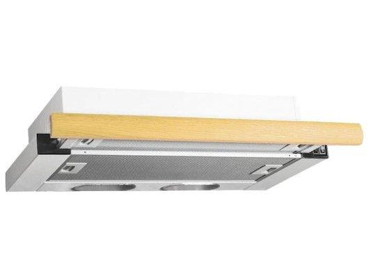 Вытяжка ELIKOR Интегра 50П-400-В2Л белый/дуб
