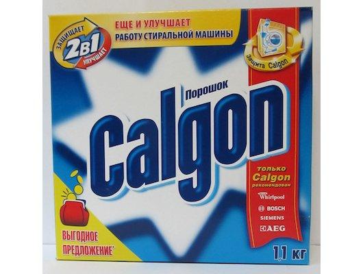 Средства для стирки и от накипи CALGON ср-во д/смягч. воды 1100гр