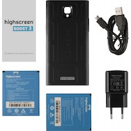 Фото Смартфон HIGHSCREEN Boost 3 Black