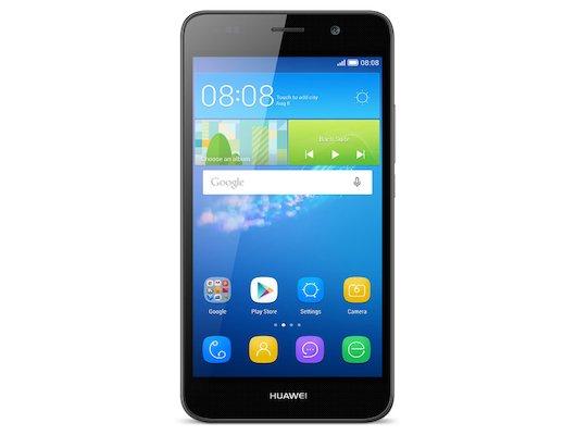 Смартфон Huawei Ascend Y6 SCL-U31 Black