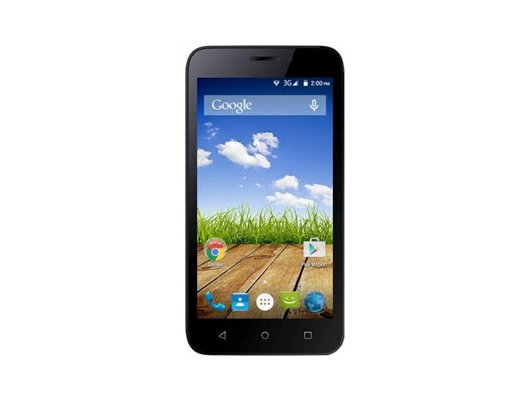 Смартфон Micromax Q379 BOLT Yellow