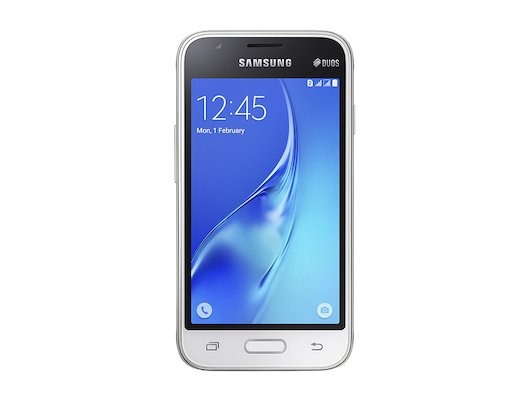 Смартфон Samsung Galaxy J1 mini SM-J105H/DS белый