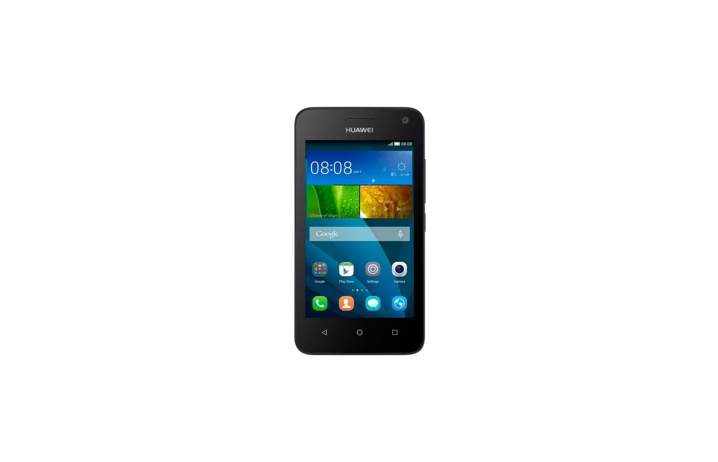 Смартфон Huawei Ascend Y3C Y336-U02 Black