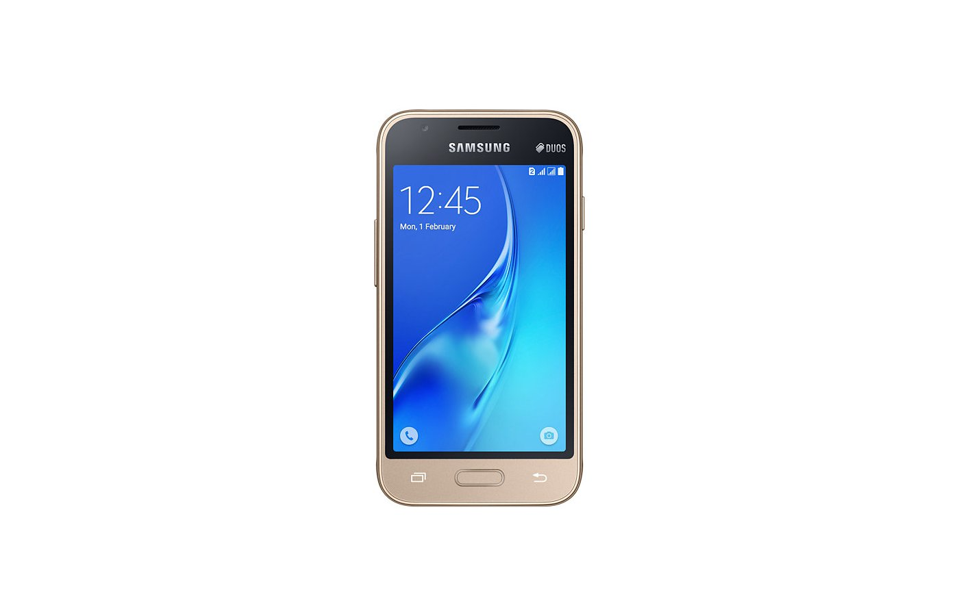 Смартфон Samsung Galaxy J1 mini SM-J105H/DS золотой