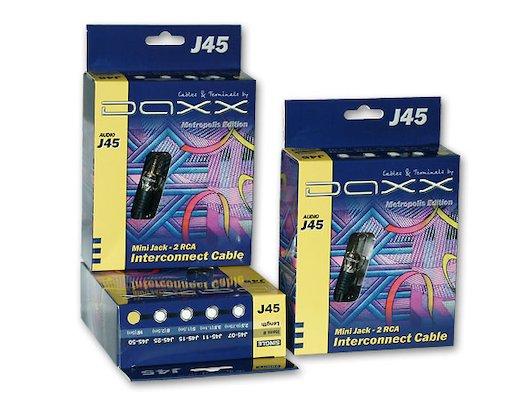 Кабель Daxx J45-15 mini jack 3.5 2 RCA 15 м
