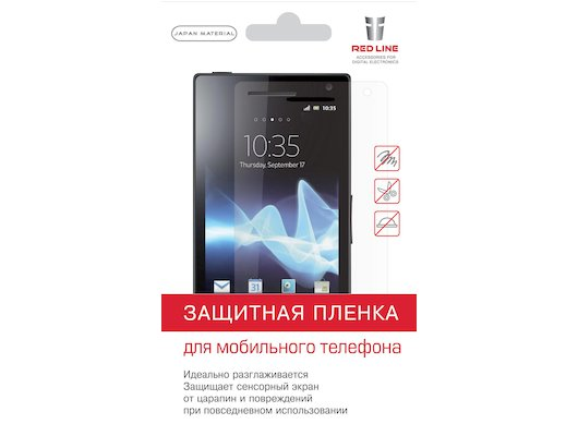 Стекло Red Line пленка для Samsung Galaxy J1 mini (2016) SM-J105 матовая