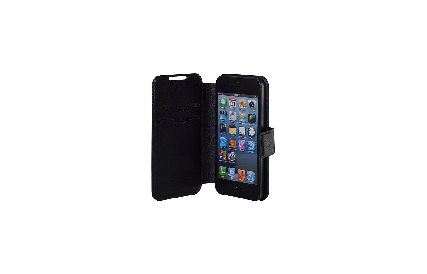 Чехол iBox Universal 5-6 дюйма черный