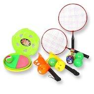 Фото Игра YG Sport YG22W Игровой набор для детей 4 в 1