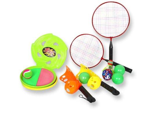 Игра YG Sport YG22W Игровой набор для детей 4 в 1