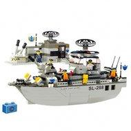 Фото Конструктор SLUBAN 38-0122 Корабль