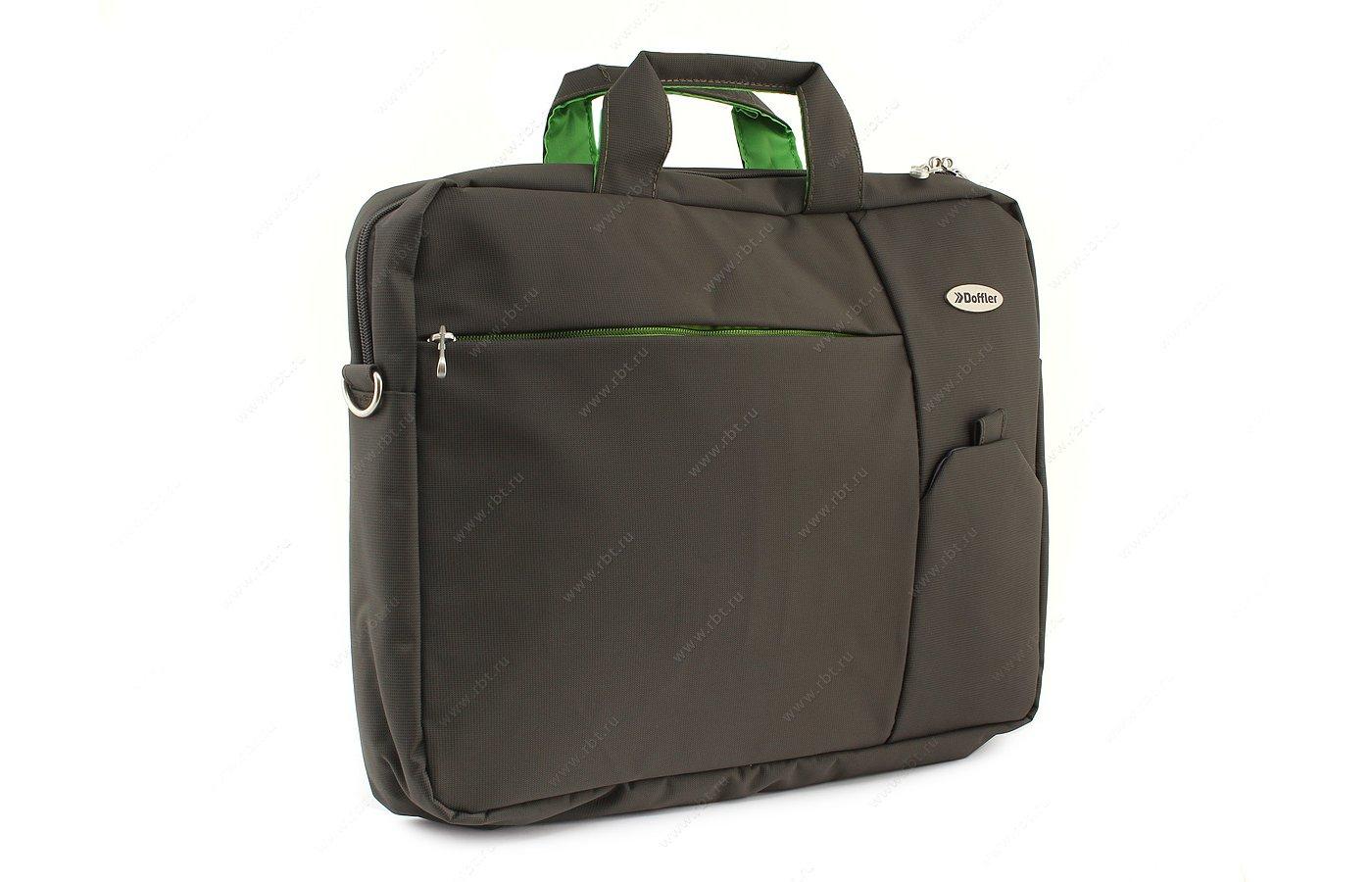 Кейс для ноутбука DOFFLER LSW 6532B-15 GREY