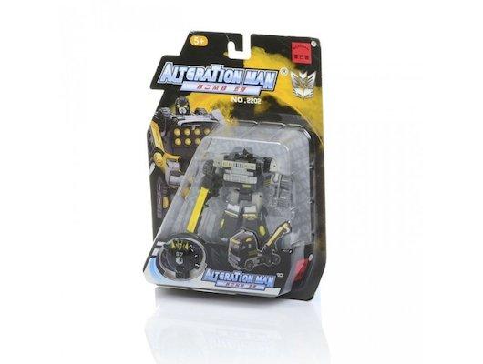 Робот Mengbadi 2202 Трансформер Грузовик жёлто-черный