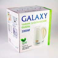 Фото Чайник электрический  Galaxy GL-0206 белый