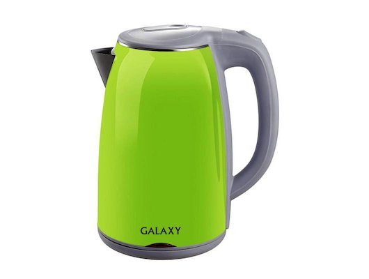 Чайник электрический  Galaxy GL-0307 зеленый