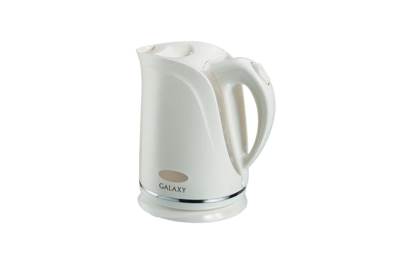 Чайник электрический  Galaxy GL-0206 белый