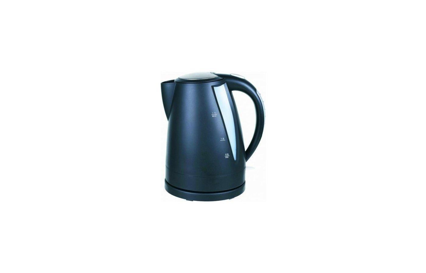 Чайник электрический  REDBER WK-727 черный