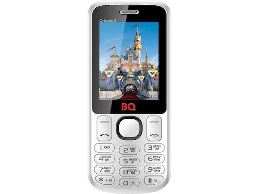 Мобильный телефон BQ BQM-2403 Orlando II White