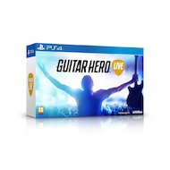 Фото Guitar Hero Live Bundle .Гитара + игра. (PS4)