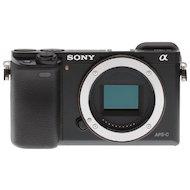 Фото Фотоаппарат со сменной оптикой SONY ILCE A6000 body black
