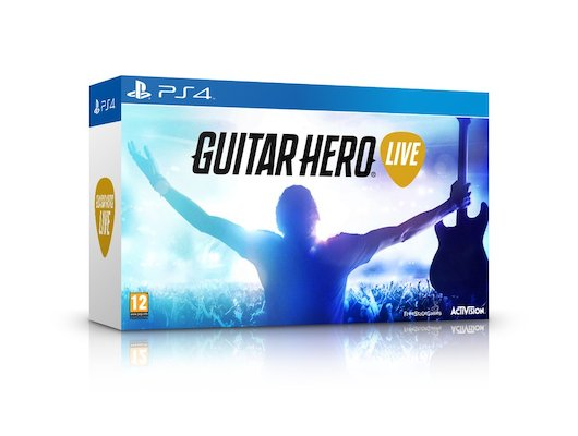 Guitar Hero Live Bundle .Гитара + игра. (PS4)