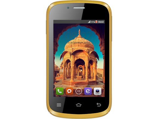 Смартфон BQ BQS-3503 Bombay Beige Gold