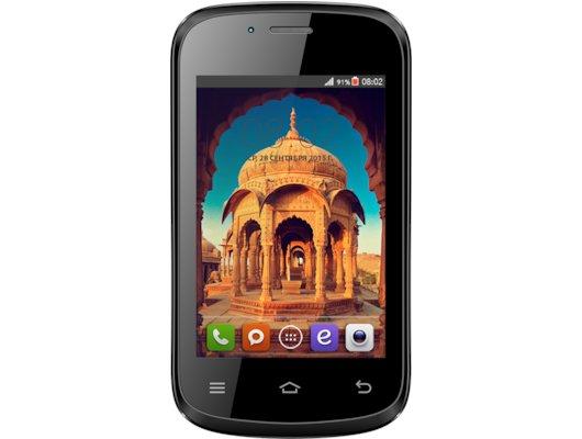 Смартфон BQ BQS-3503 Bombay Black