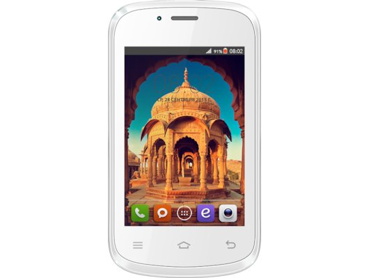 Смартфон BQ BQS-3503 Bombay White
