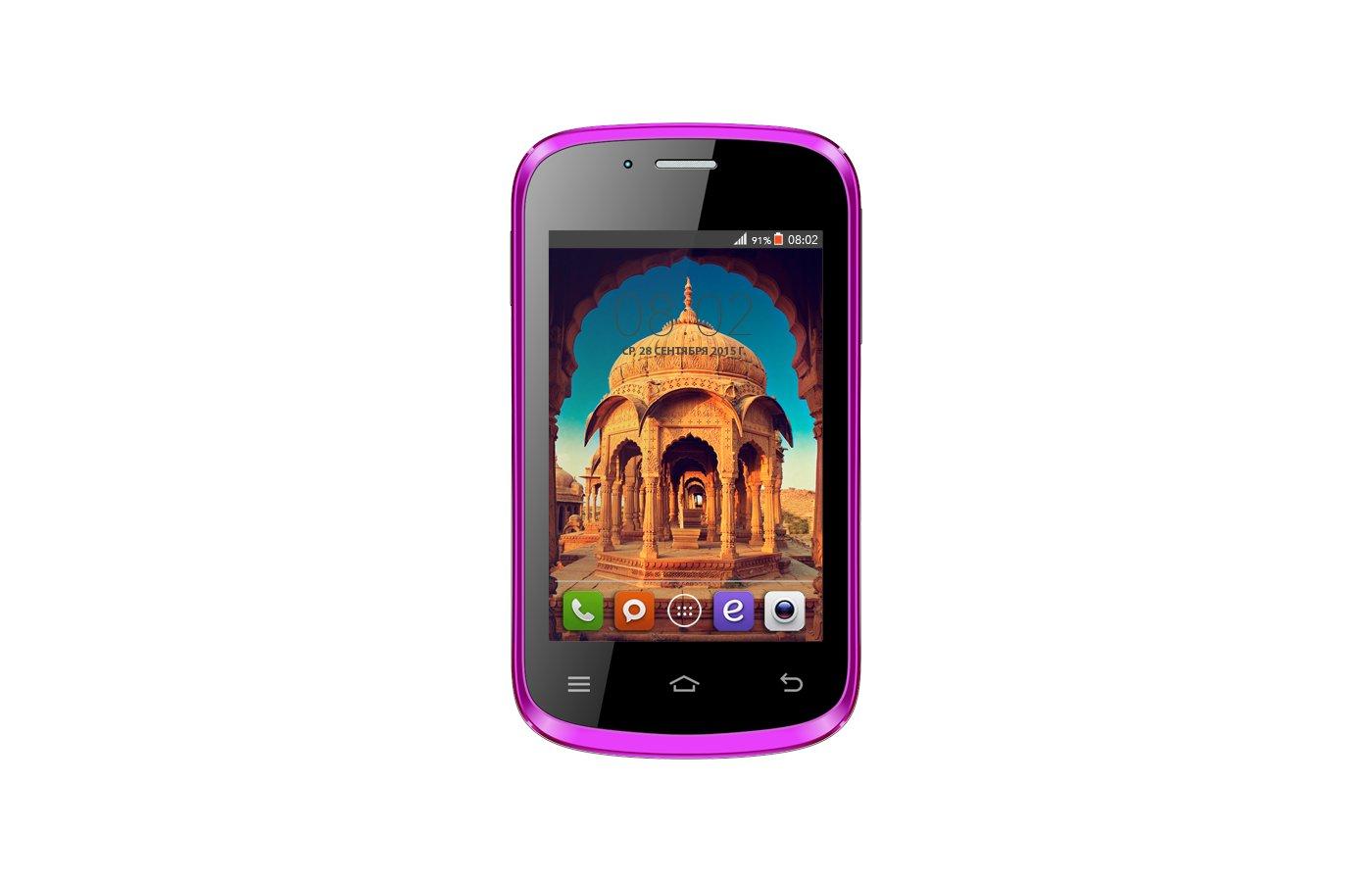 Смартфон BQ BQS-3503 Bombay Purple