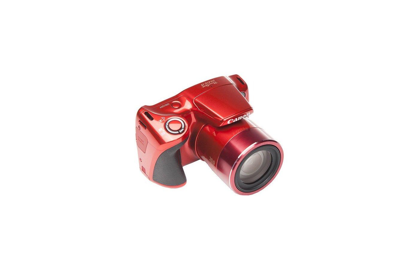 Фотоаппарат компактный CANON PowerShot SX410 IS red