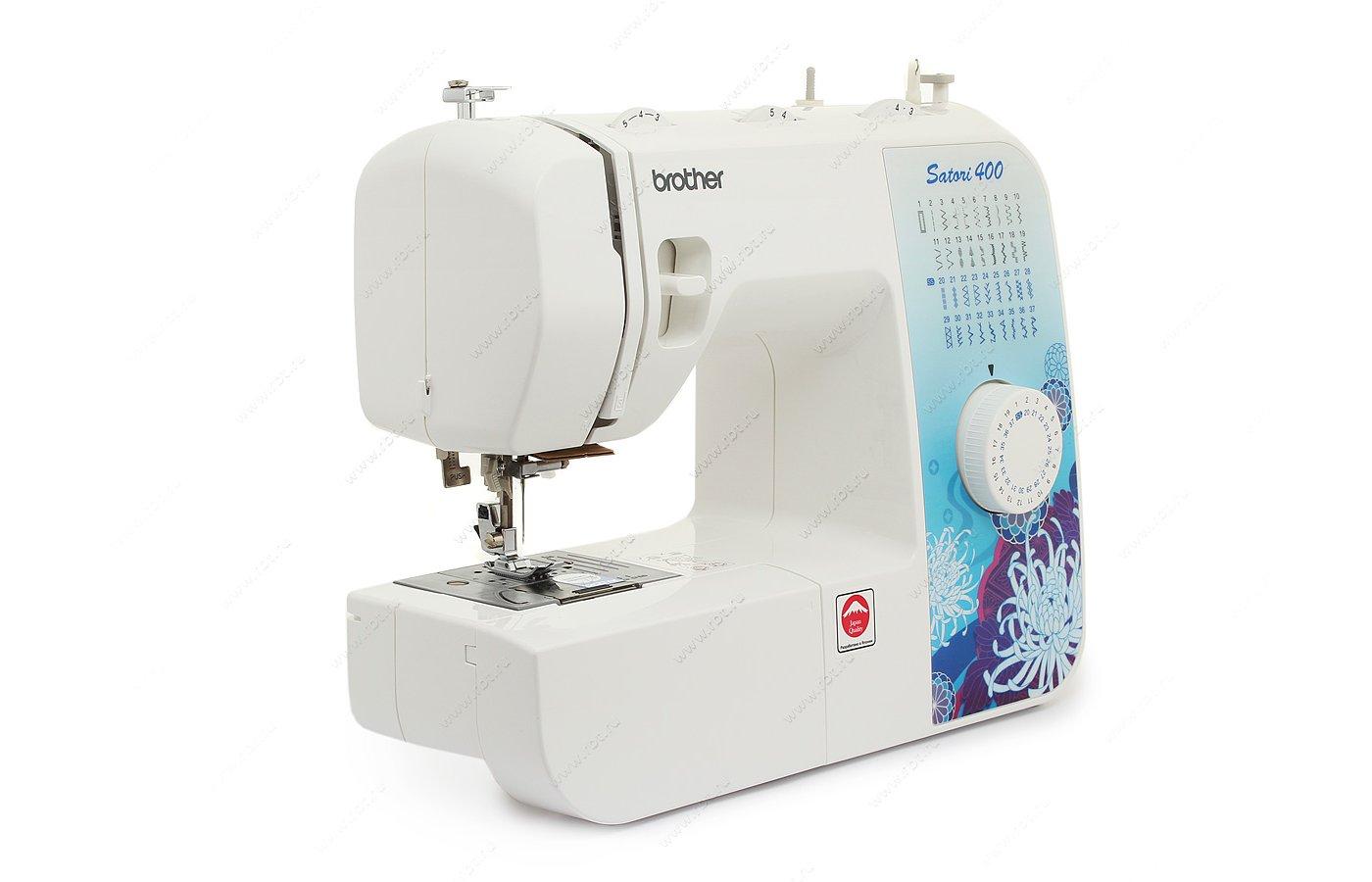Швейная машина BROTHER Satori 400