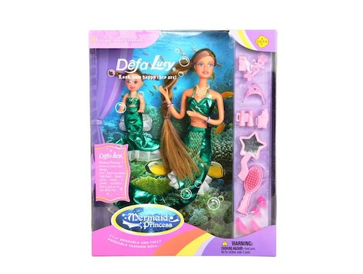 Кукла DEFA 21011 Lucy Морские царевны