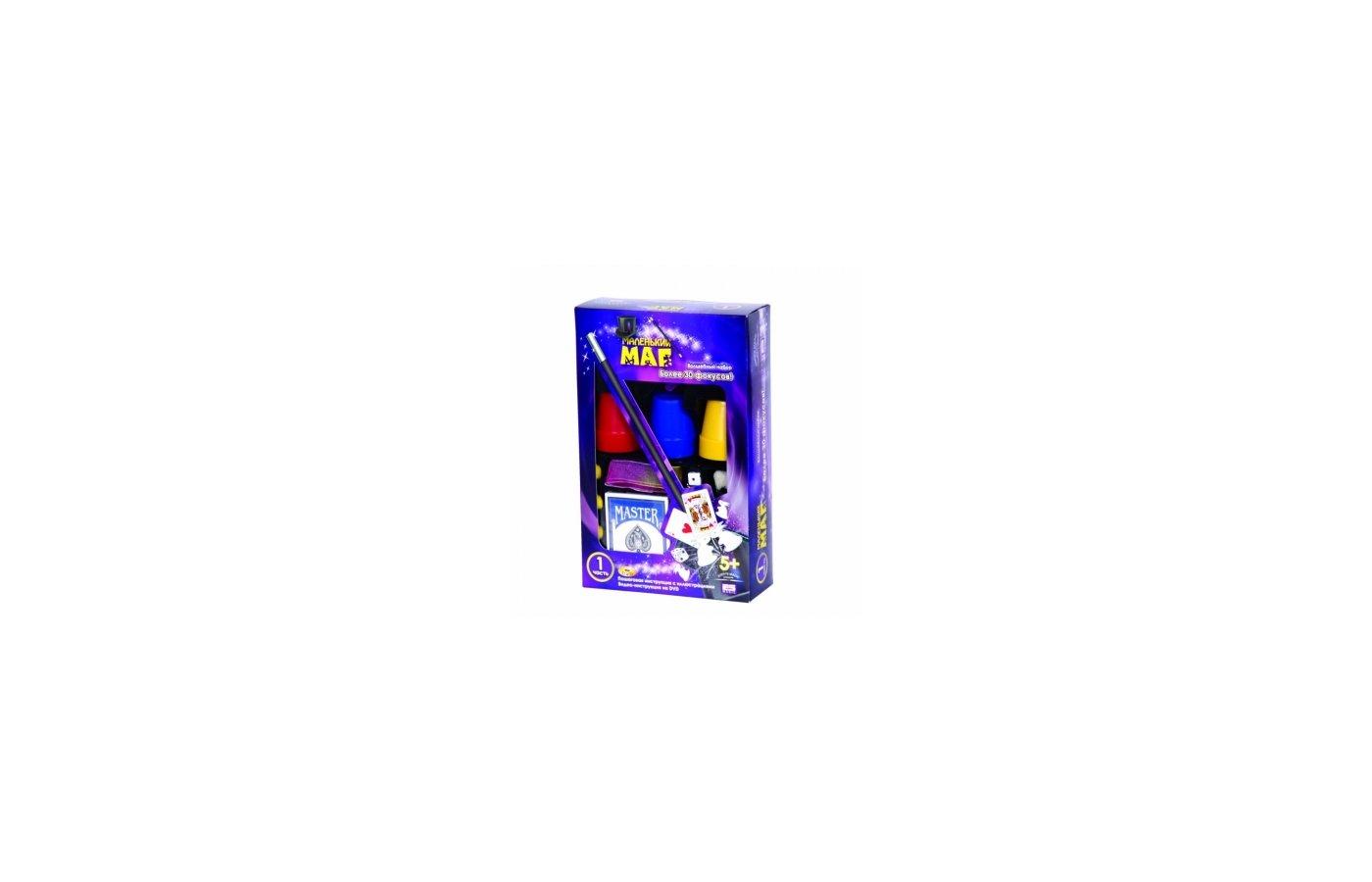 Маленький маг MLM1702-001 Набор №1 30 фокусов