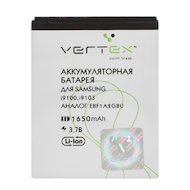 Фото Аккумулятор VERTEX для Samsung Galaxy S2 (EB-F1A2GBU) 1650mAh