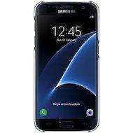 Фото Чехол Samsung СlCover для Galaxy S7 (SM-G930) (EF-QG930CBEGRU) черный