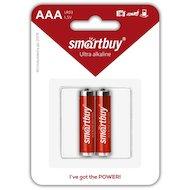 Батарейка Smartbuy AAA 2шт. LR03/2B (SBBA-3A02B)