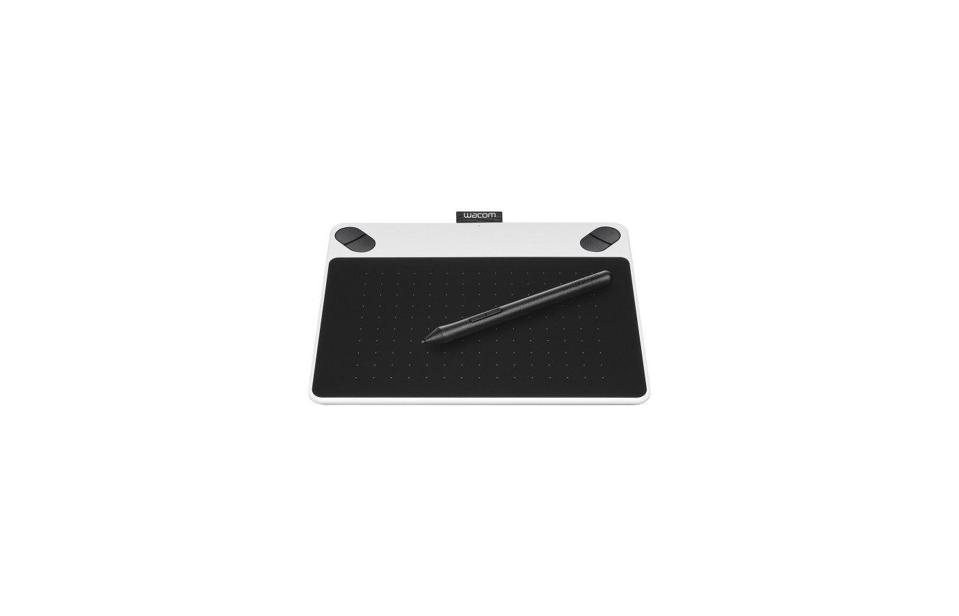 Графический планшет Wacom Intuos Draw Pen S CTL-490DW-N USB
