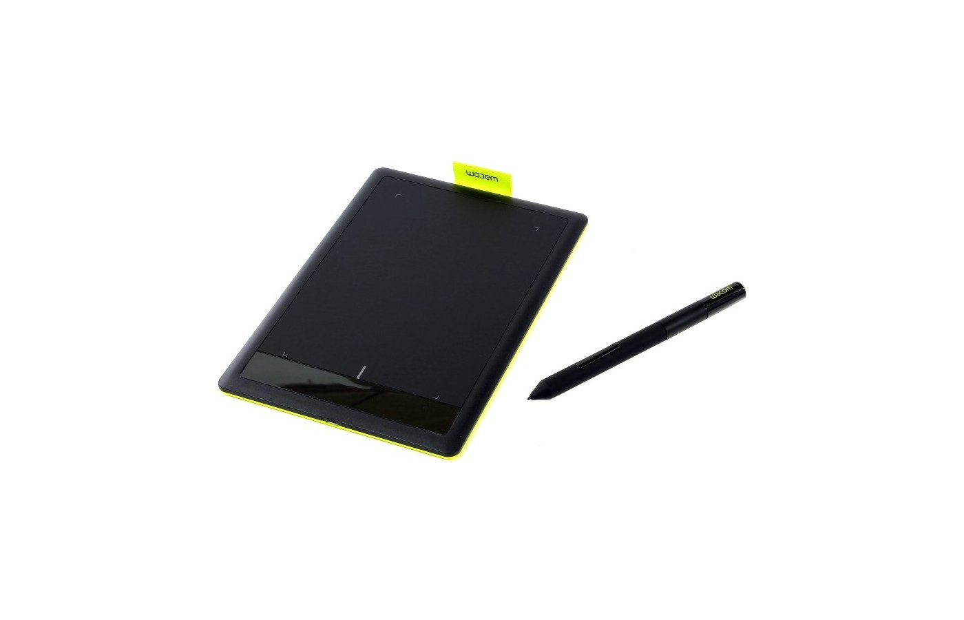 Графический планшет Wacom One by CTL-471 черный USB Small size