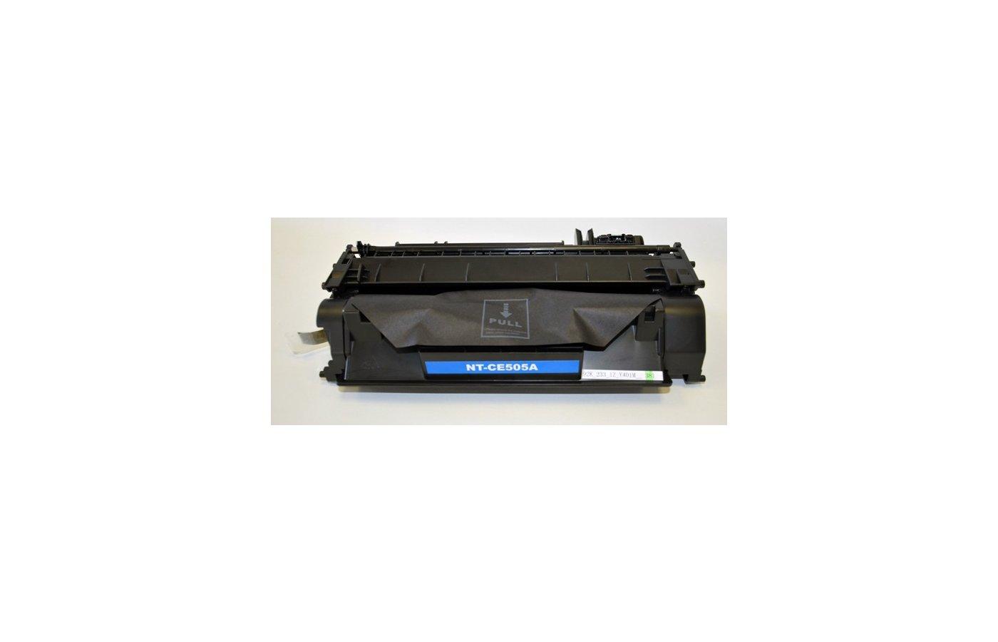 Картридж лазерный GG NT-CE505A
