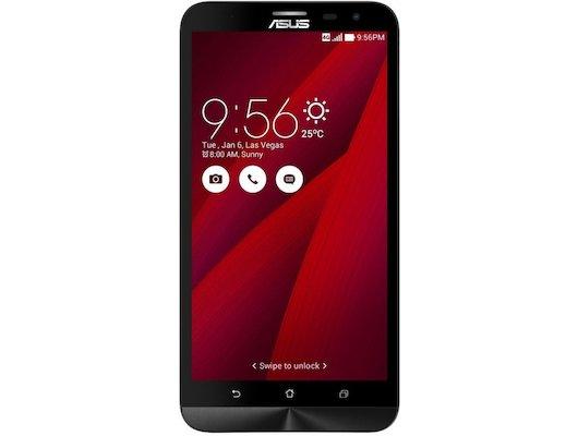 Смартфон ASUS ZE601KL ZenFone 2 Laser 32Gb красный