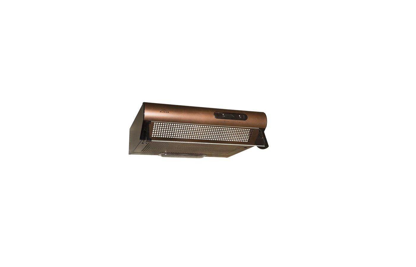 Вытяжка ELIKOR Davoline 60П-290-П3Л медь