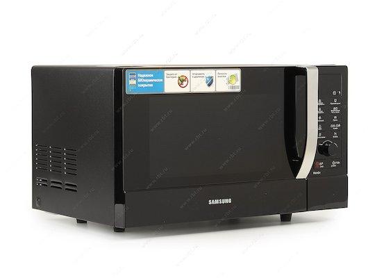 Микроволновая печь SAMSUNG CE-107 MNR-B/BWT