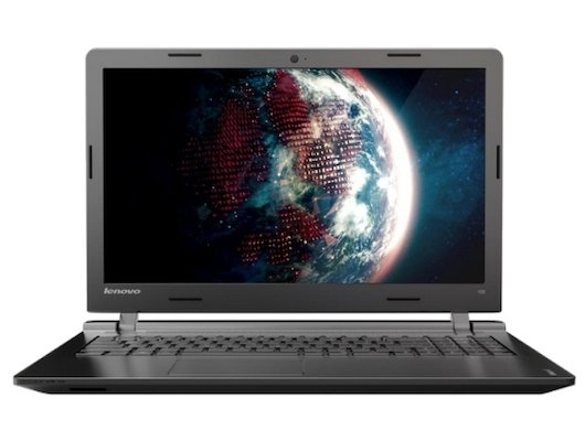 Ноутбук Lenovo IdeaPad 100-15IBY /80MJ009TRK/ intel N2840/2Gb/250Gb/15.6/WiFI/DOS