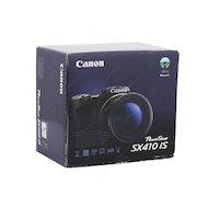 Фото Фотоаппарат компактный CANON PowerShot SX410 IS black
