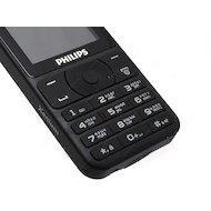 Фото Мобильный телефон PHILIPS E180 black