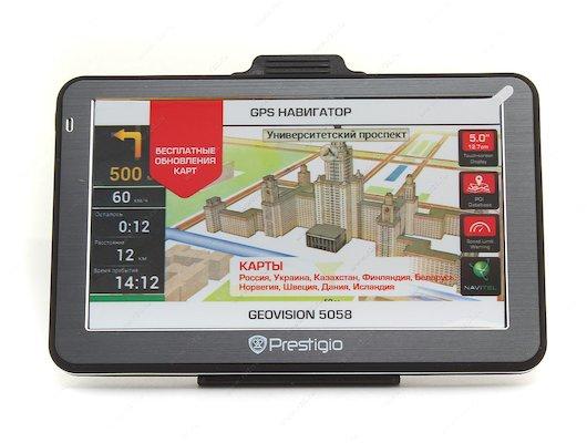 Навигатор Prestigio GeoVision 5058