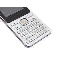 Фото Мобильный телефон Vertex D508 серебро/синий
