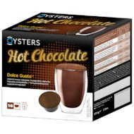 Фото Капсулы для кофеварок Oysters Hot Chocolate 16 капсул