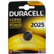 Батарейка Duracell CR2025 1шт.