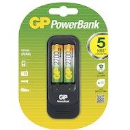 Зарядное устройство GP PB560GS270 для 2xAA/AAA + 2шт. AA 2700mAh